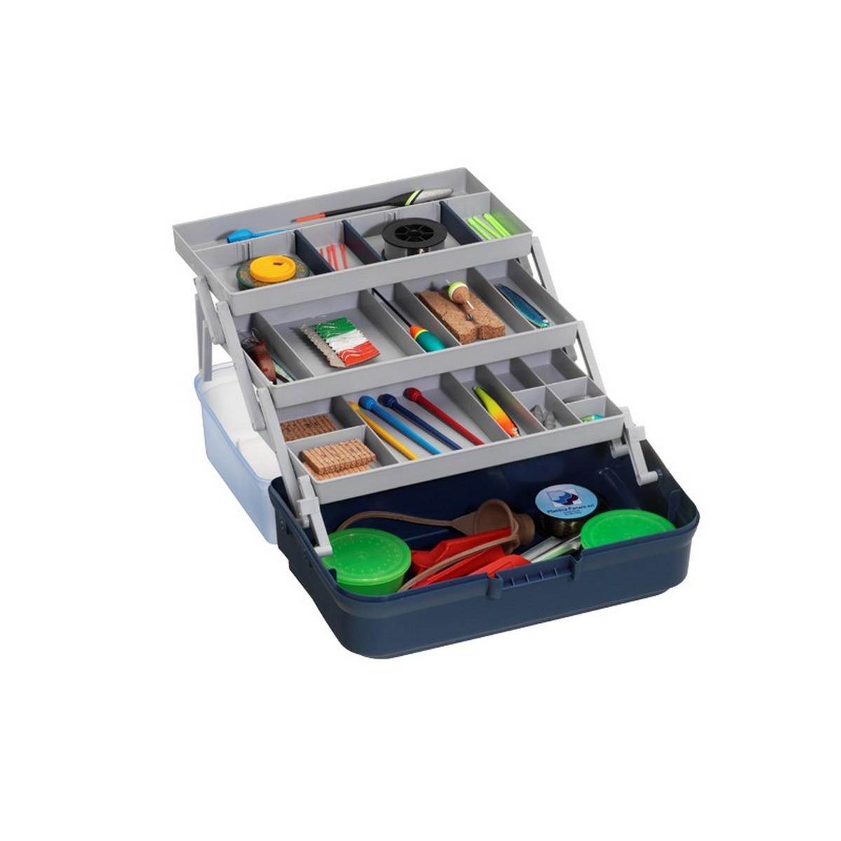 Куфар за риболов 149 - Plastica Panaro