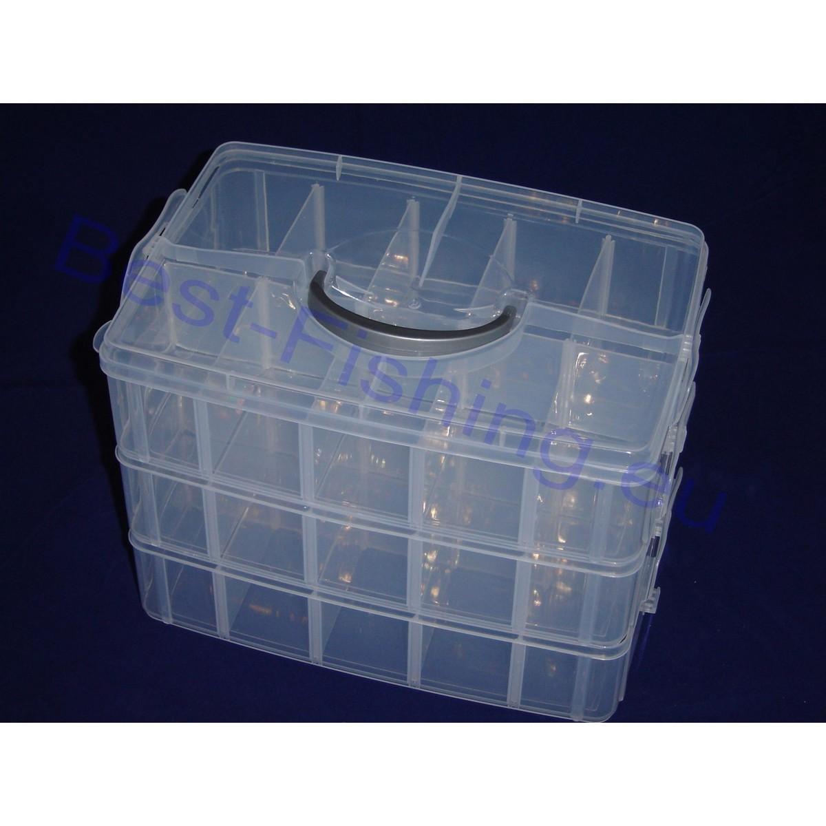 Кутия за примамки и принадлежности-0