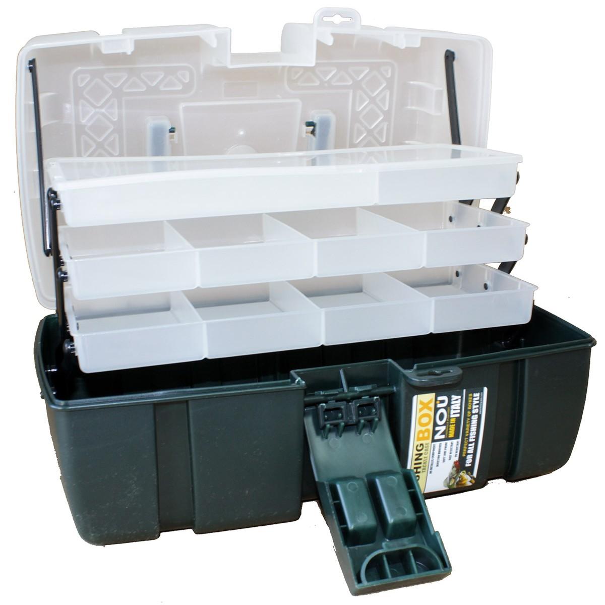 Куфар за риболов Fishing BOX-307 2