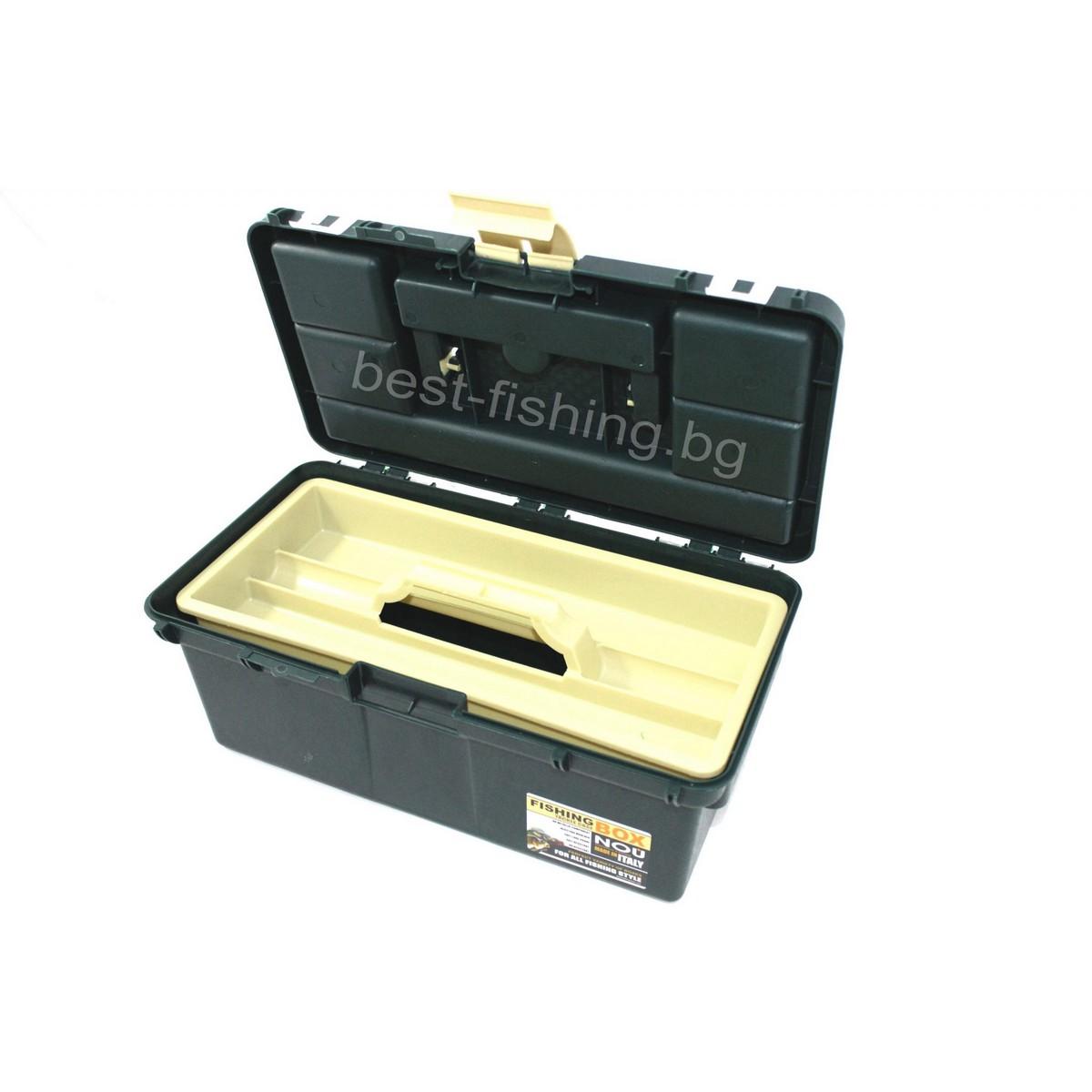 Куфар за риболов Fishing BOX-295-252