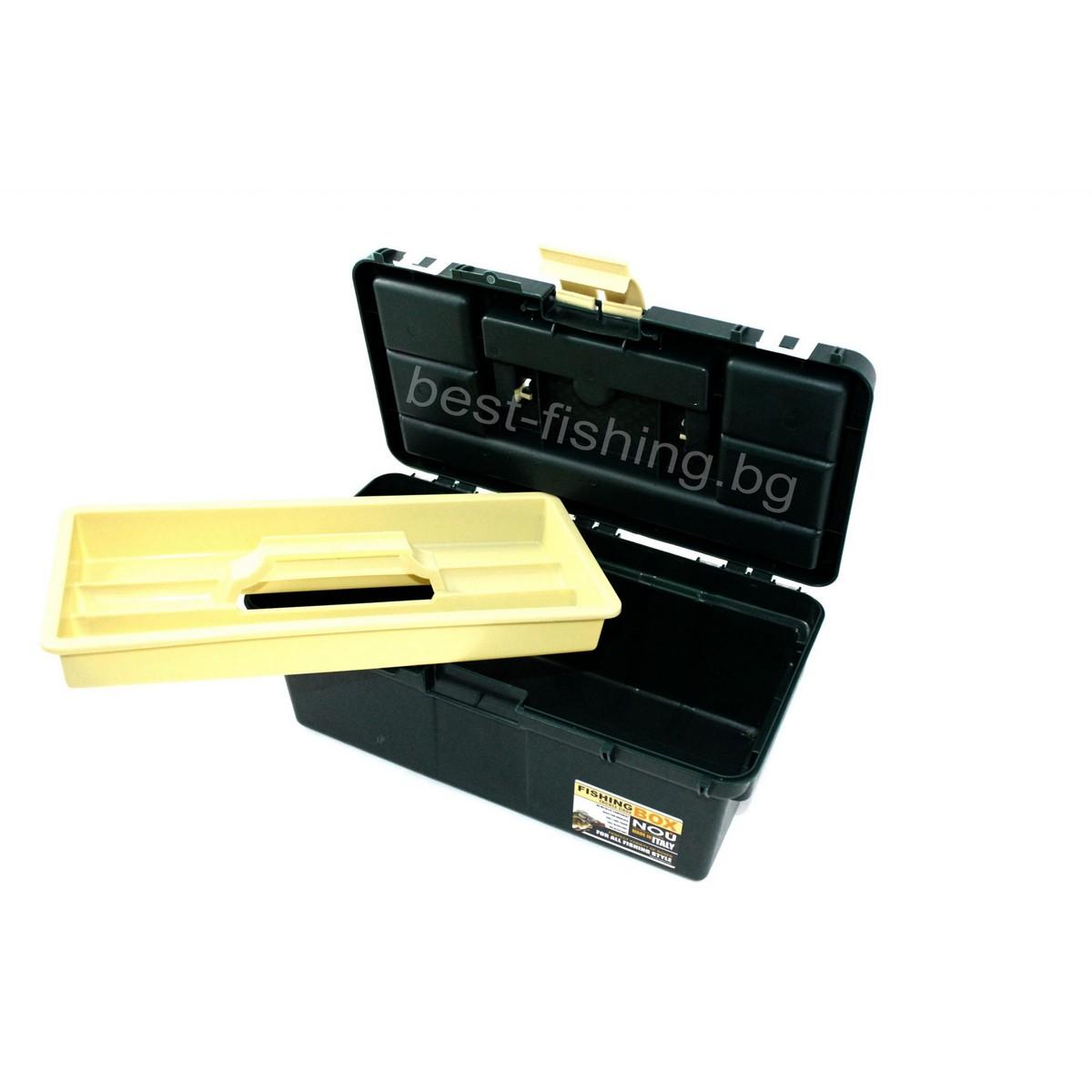 Куфар за риболов Fishing BOX-295-253