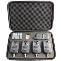Комплект сигнализатори 4бр с централа FL