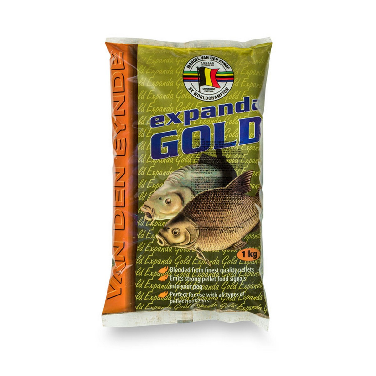 Захранка за риболов Expanda GOLD 1kg - Van Den Eynde