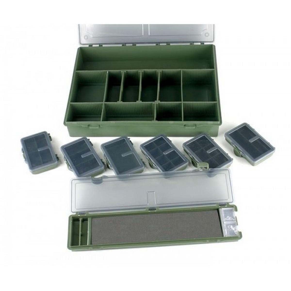 Комплект кутии органайзер за поводи и принадлежности - Vidrax