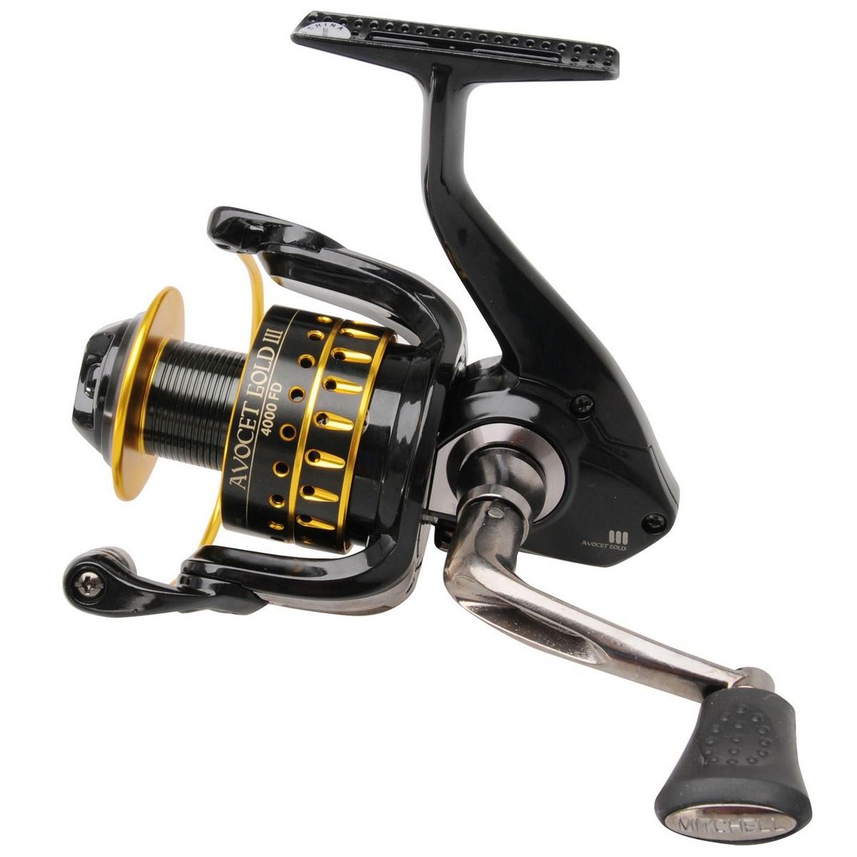 Риболовна макара Mitchell Avocet Gold III FD