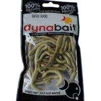 Dynabait Freeze Dried Earth Worms изсушени земни червеи