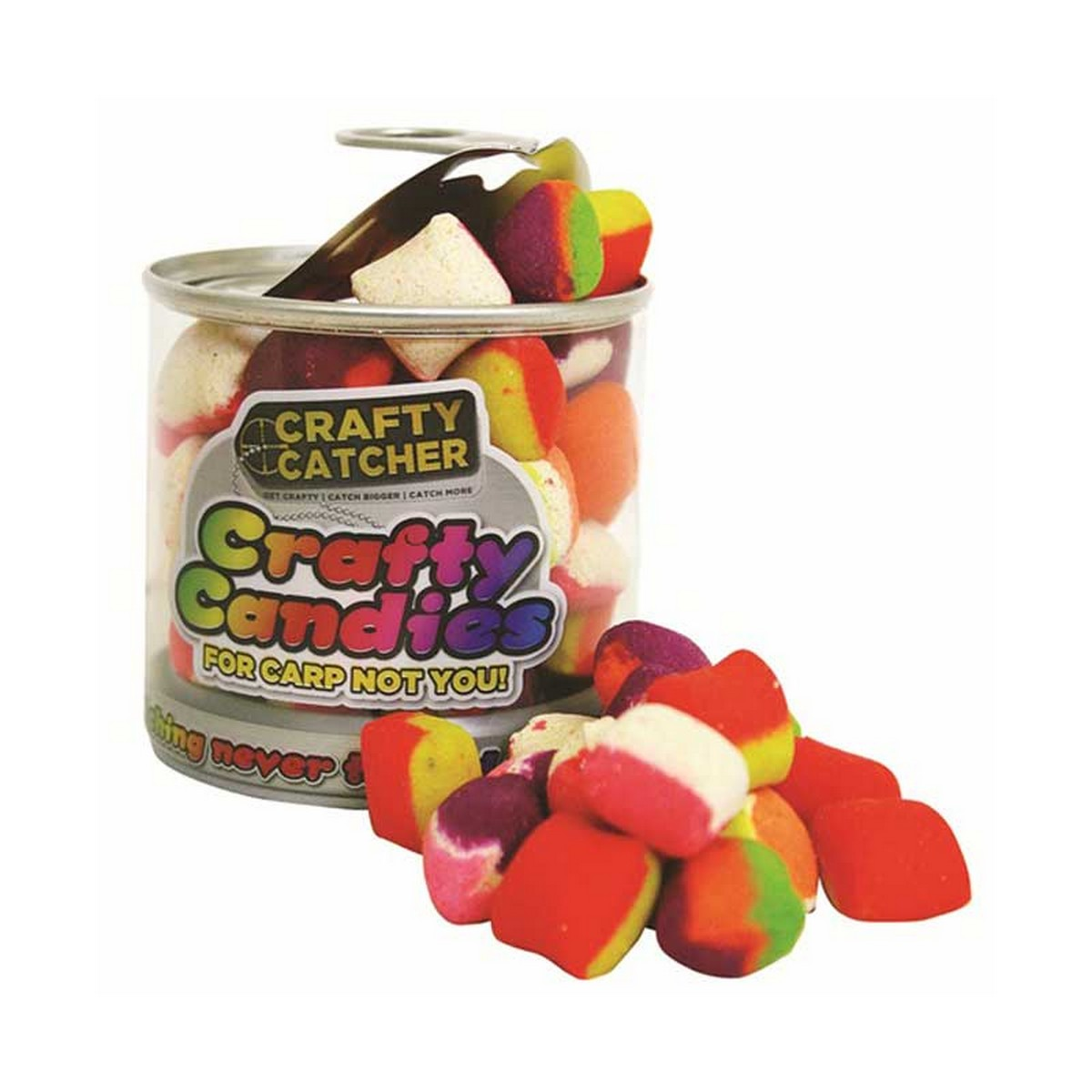 пелети CRC - Candies Bottom Bait