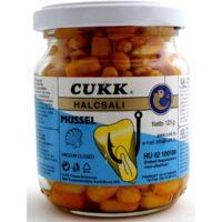 Царевица Cukk Mussel (мида) суха
