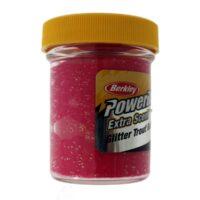 Риболовна паста с блестящ ефект – Fluo Red