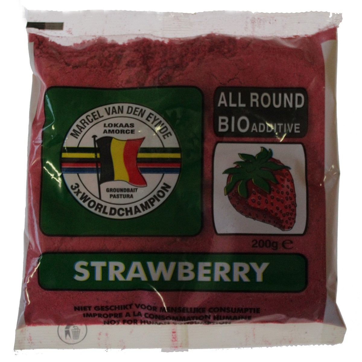 Ароматизатор Strawberry Bio - VAN DEN EYNDE
