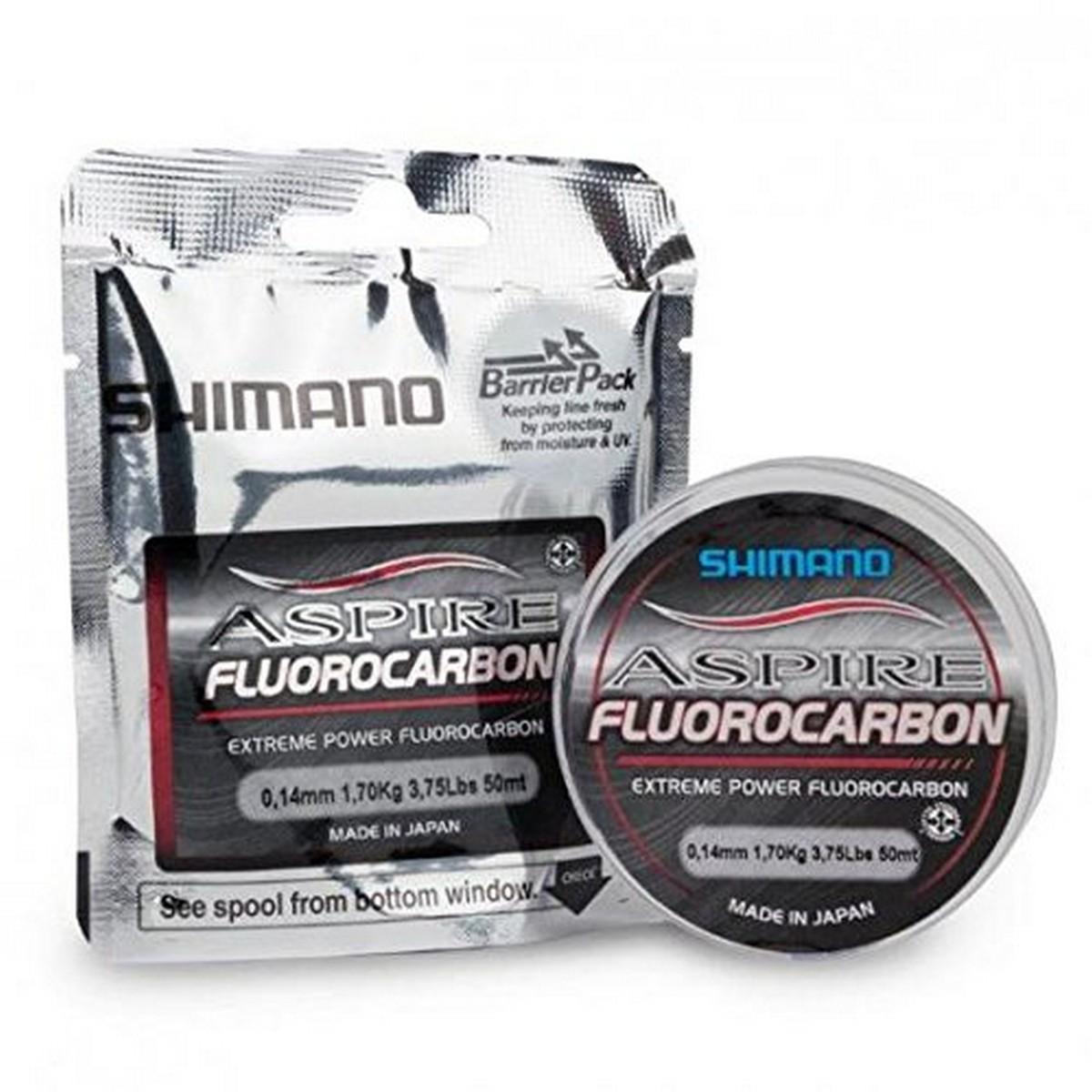 Флуорокарбон Shimano Aspire Fluorocarbon 50m