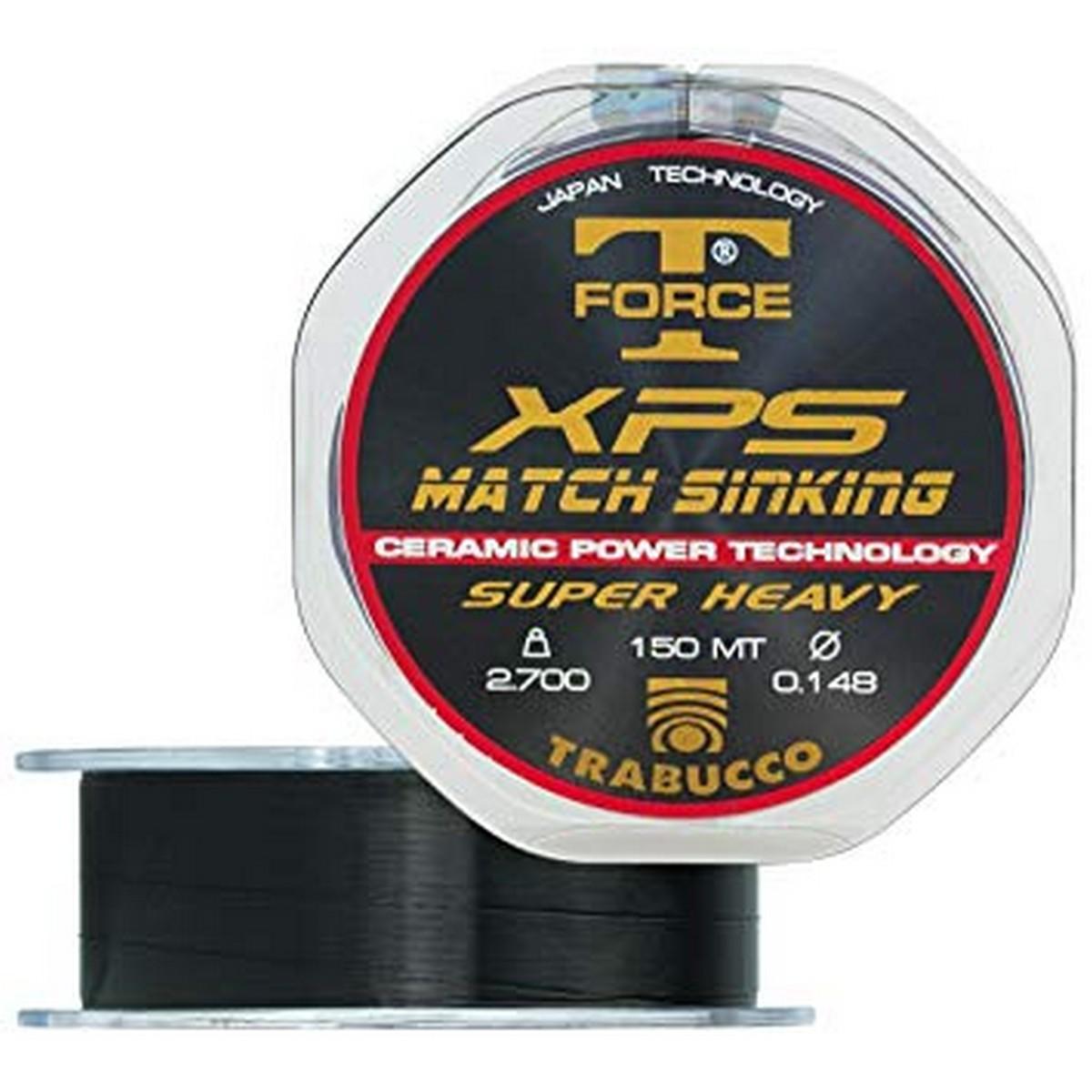 Риболовно влакно Trabucco T-Force XPS Match Sinking 150m