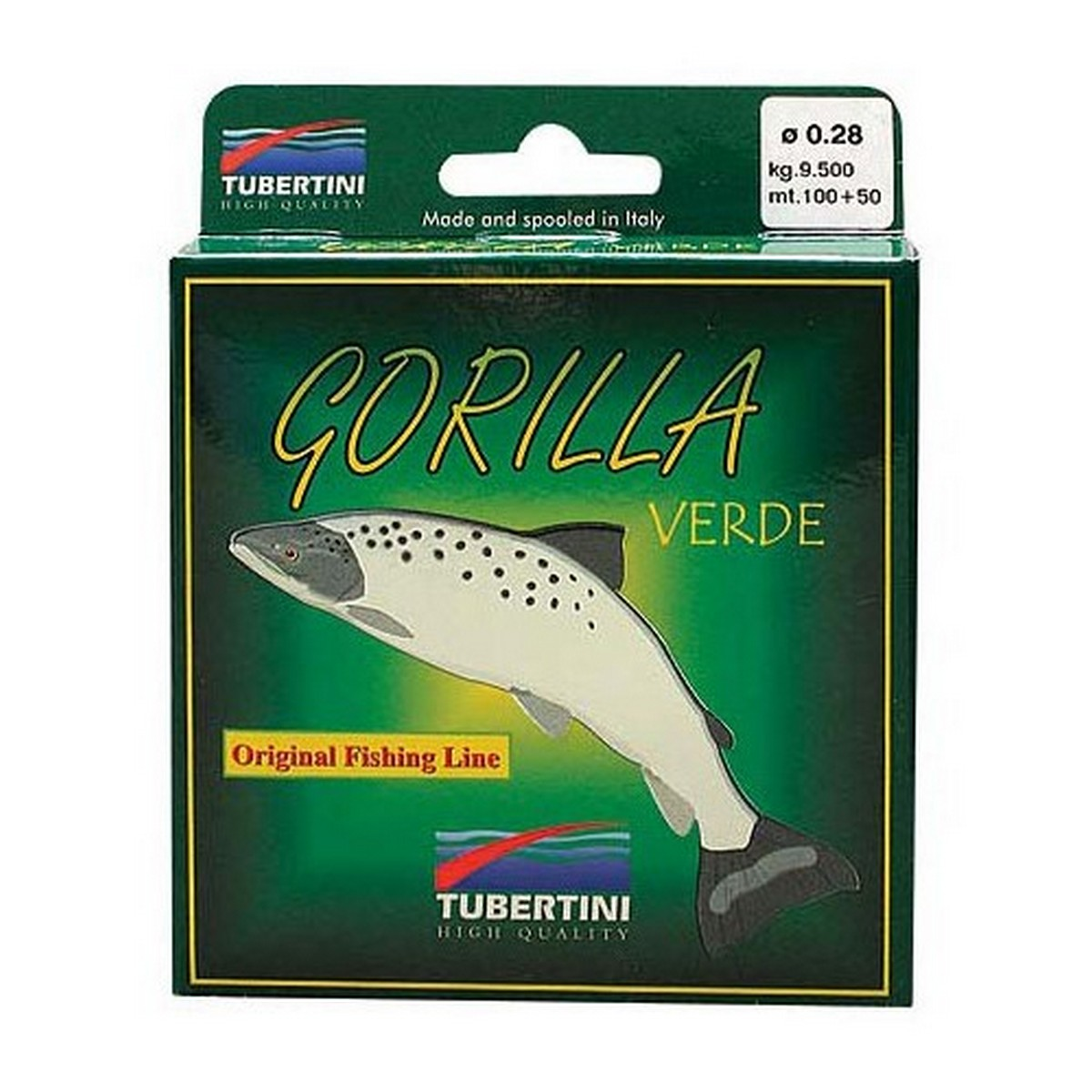 Tubertini Gorilla Verde