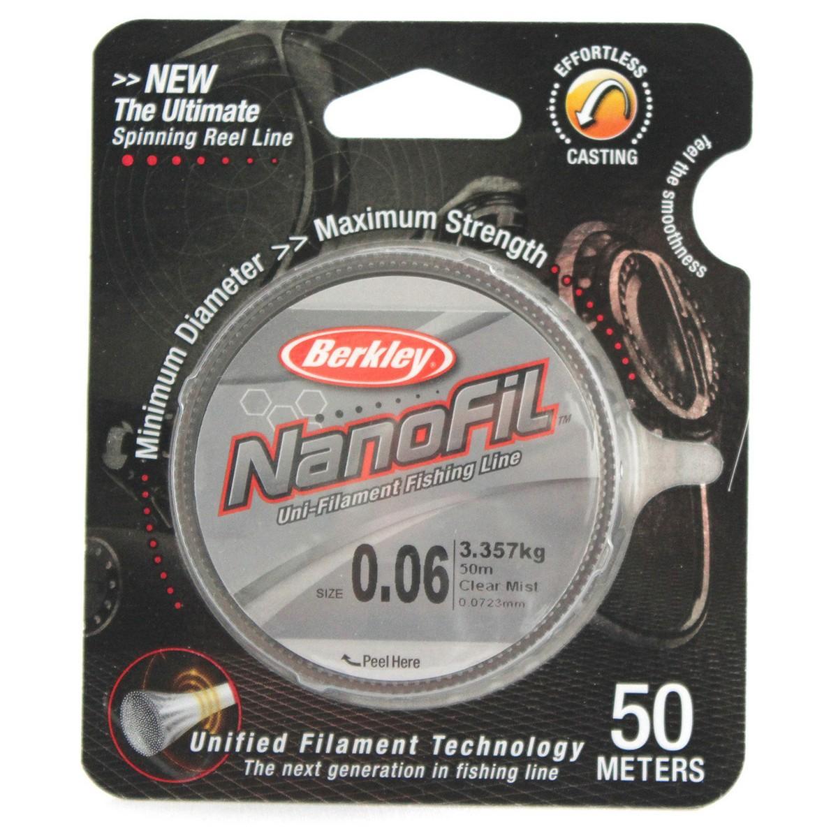 Berkley NanoFil 50м-0