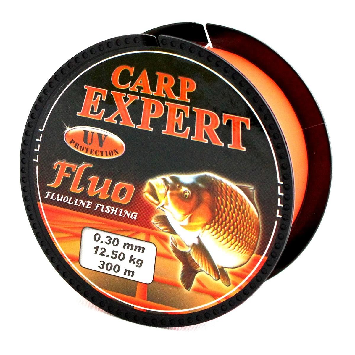 Carp Expert Fluo Orange 300m-0