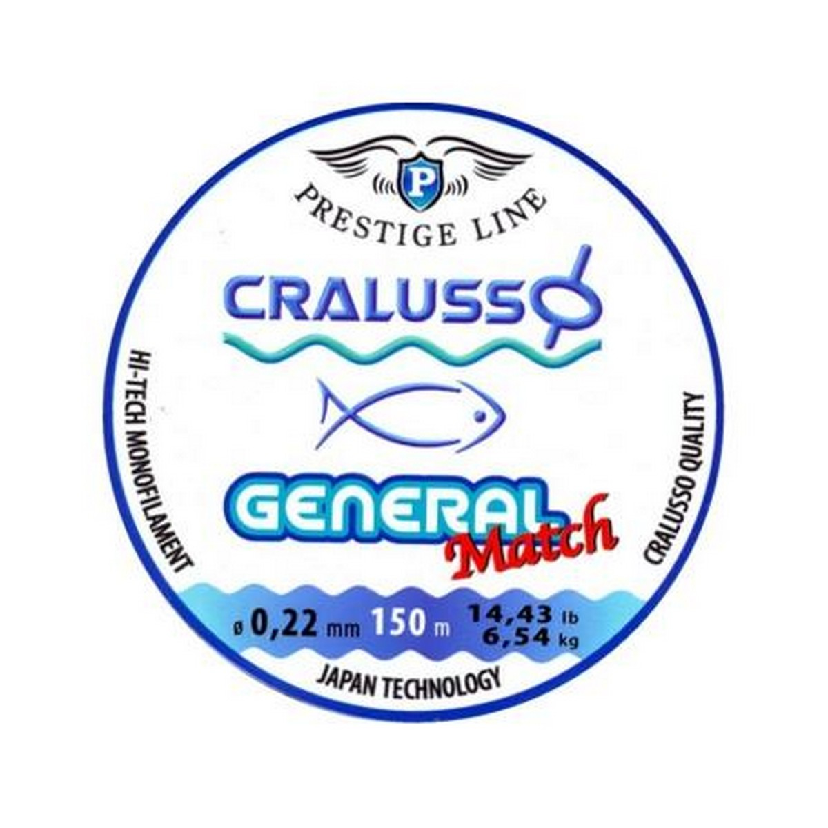 Cralusso General Match 150m