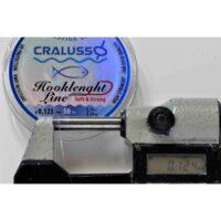 Cralusso Hooklength Line Prestige 50m-475
