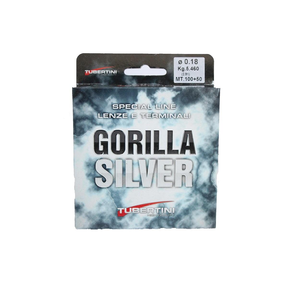 Tubertini Gorilla Silver 150m-0