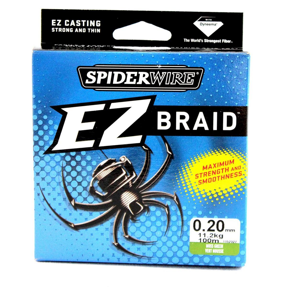SpiderWire EZ 100m-0