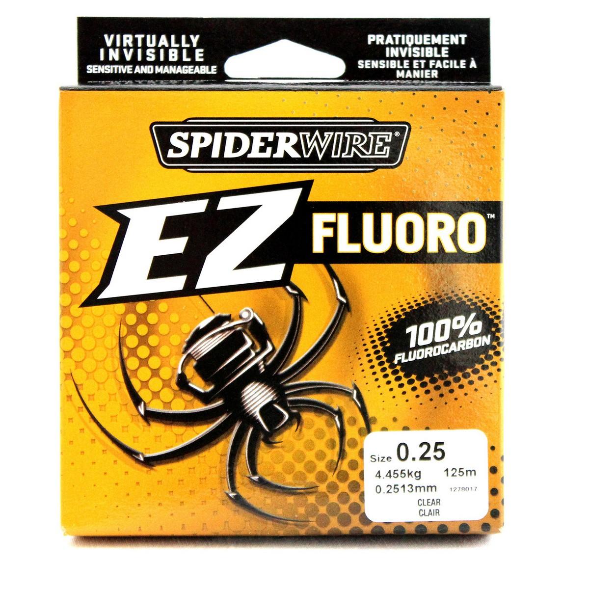 Spiderwire EZ Fluoro 125m-0