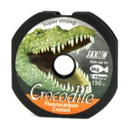 Jaxon Crocodile Fluorocarbon Coated 150m-0