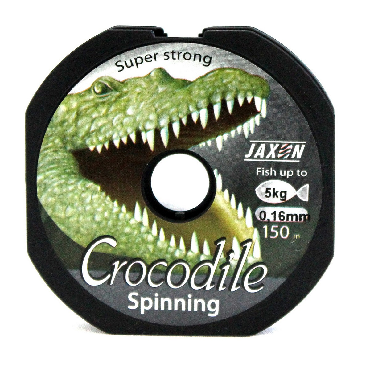 Jaxon Crocodile Spinning 150м-0