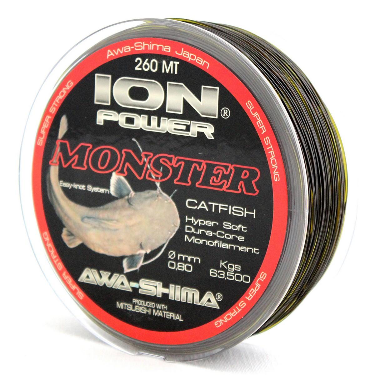 Риболовно влакно Awa-Shima Ion Power Monster 300m