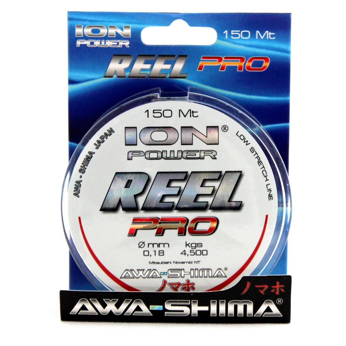 Awa-Shima Ion Power Reel Pro 150m-0