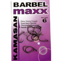 Риболовна кука Kamasan Barbel Maxx-0