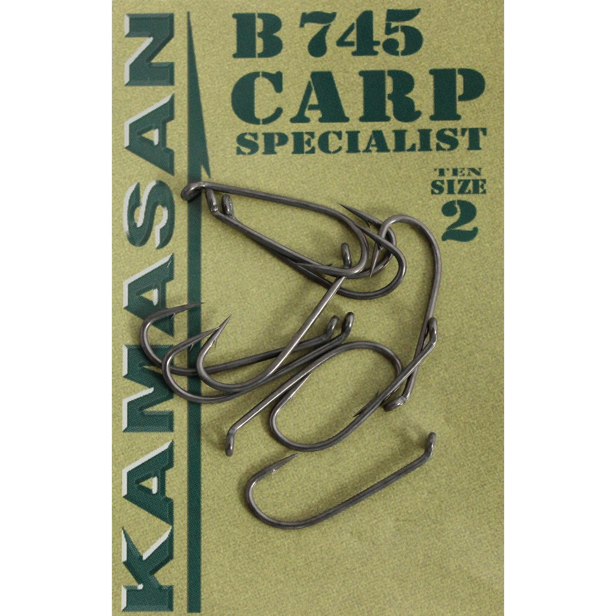 Риболовна кука Kamasan B745-0