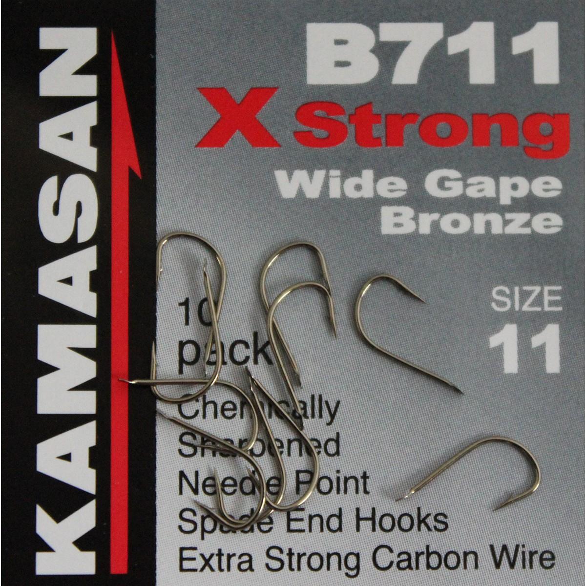 Риболовна кука Kamasan B711