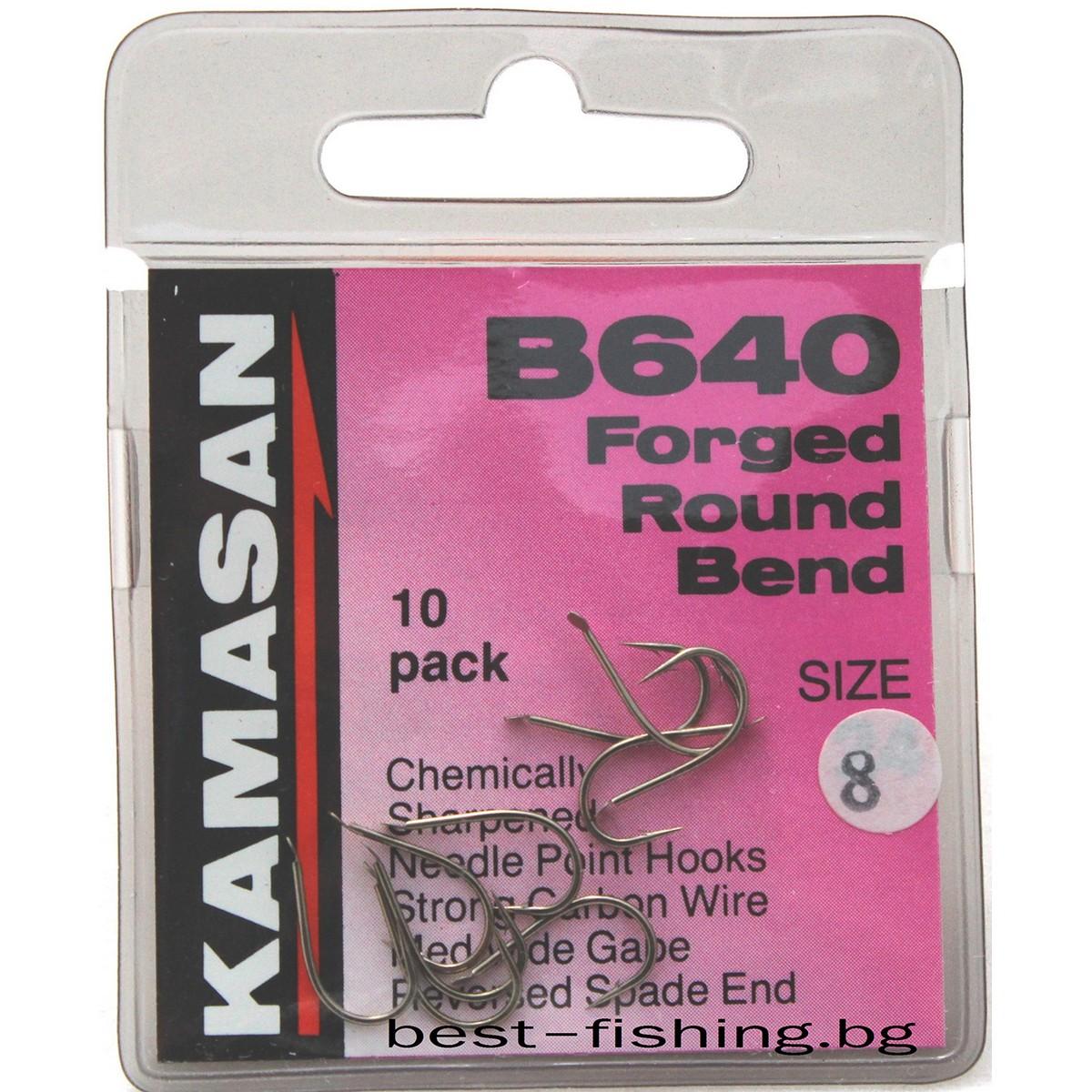 Риболовна кука Kamasan B640-0