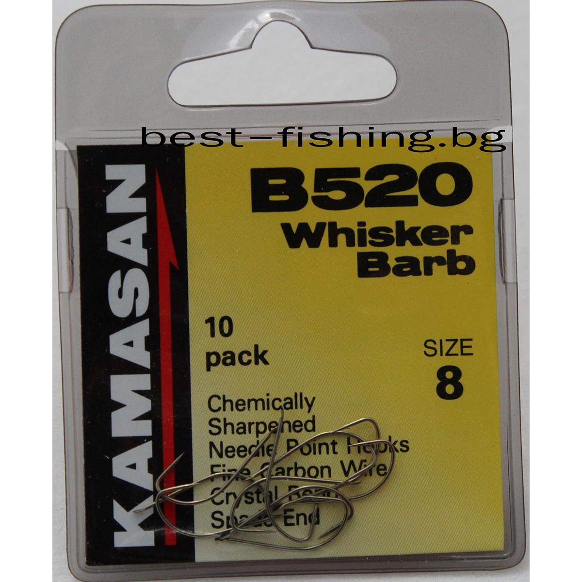 Риболовна кука Kamasan B520-0