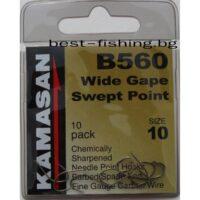 Риболовна кука Kamasan B560-0