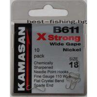 Риболовна кука Kamasan B611-0