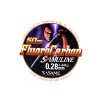 Sasame Samuline Fluorocarbon 50м-0