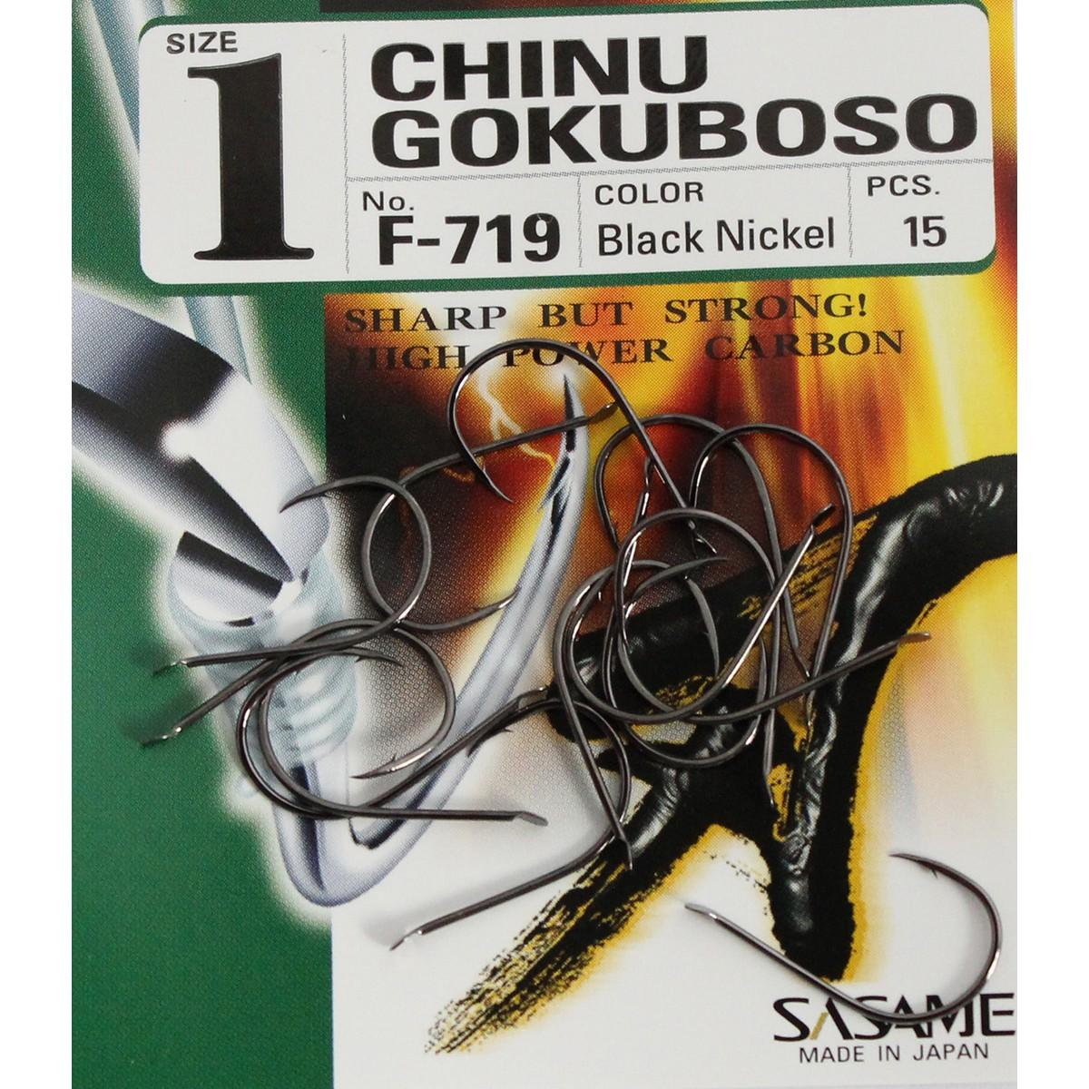 Sasame Chinu Gokuboso F-719