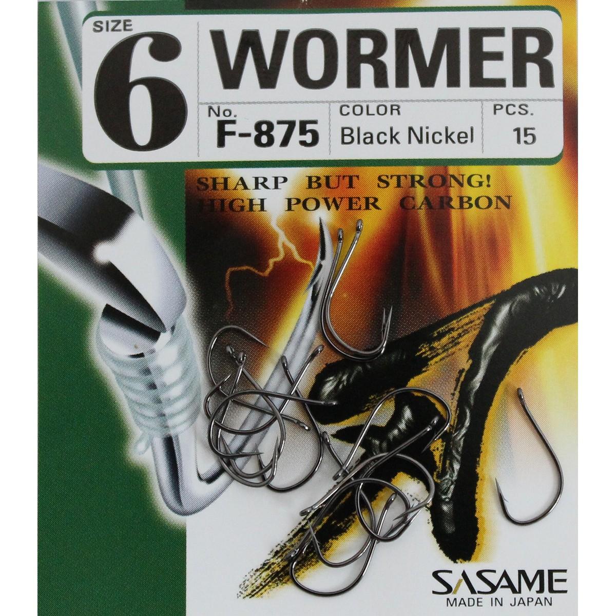 Sasame Wormer F-875