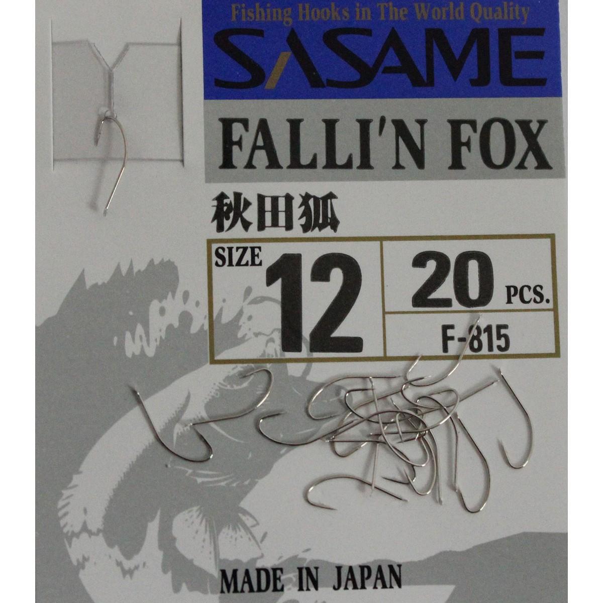 Sasame Fallin' Fox F-815
