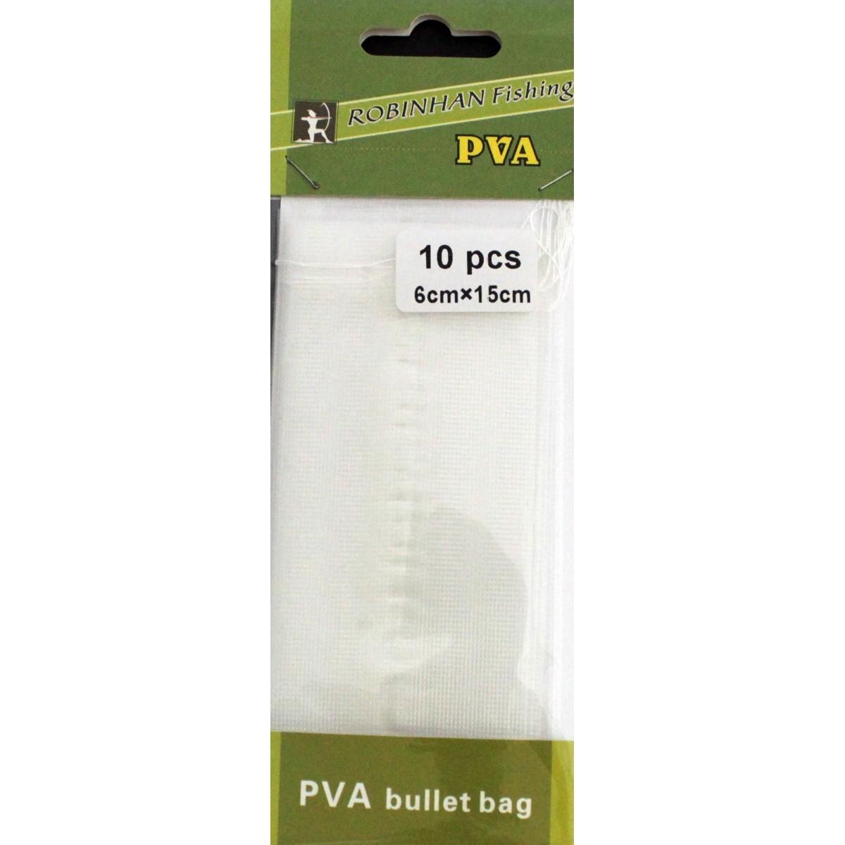 PVA торбички 6х15см