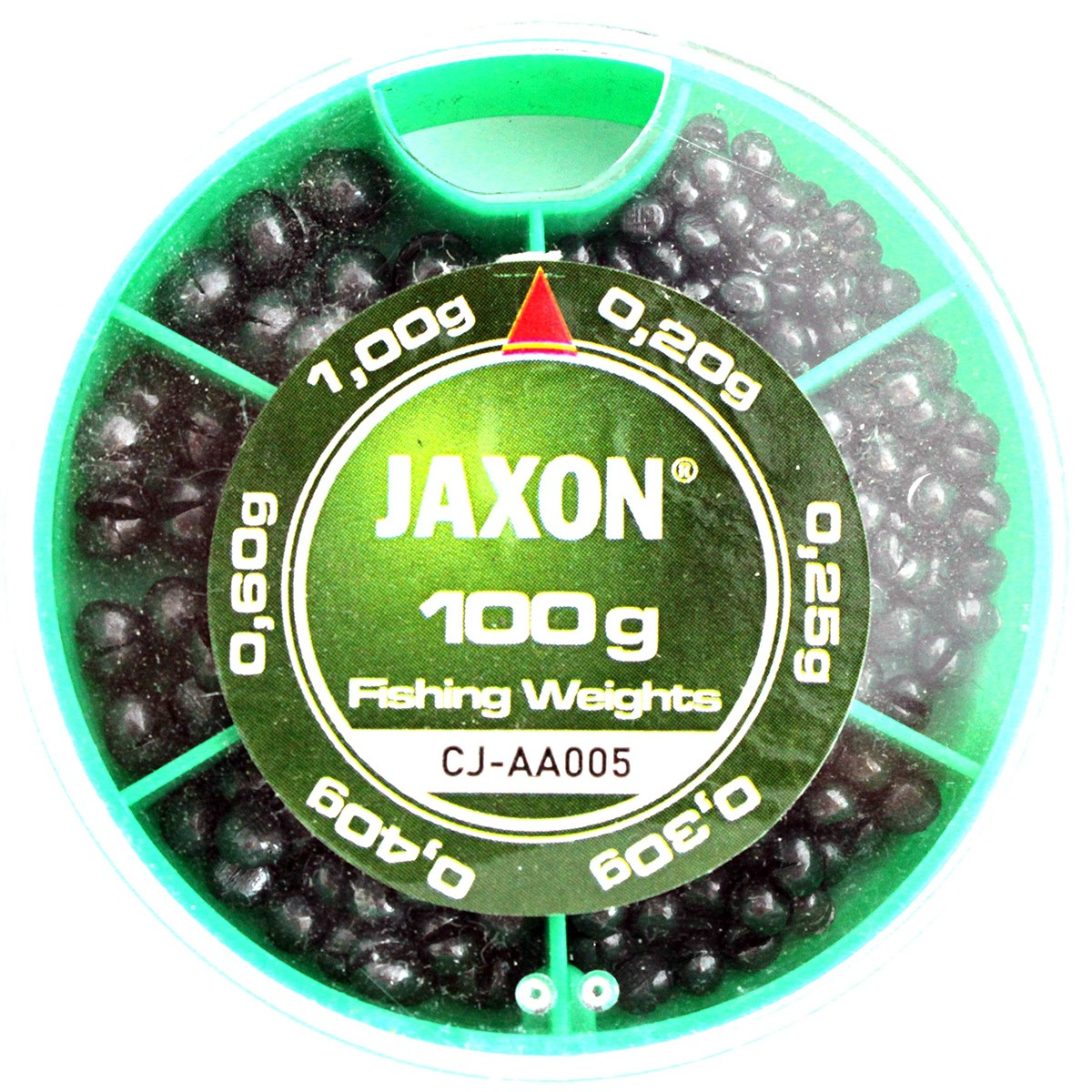Олово кутия Jaxon 100 гр