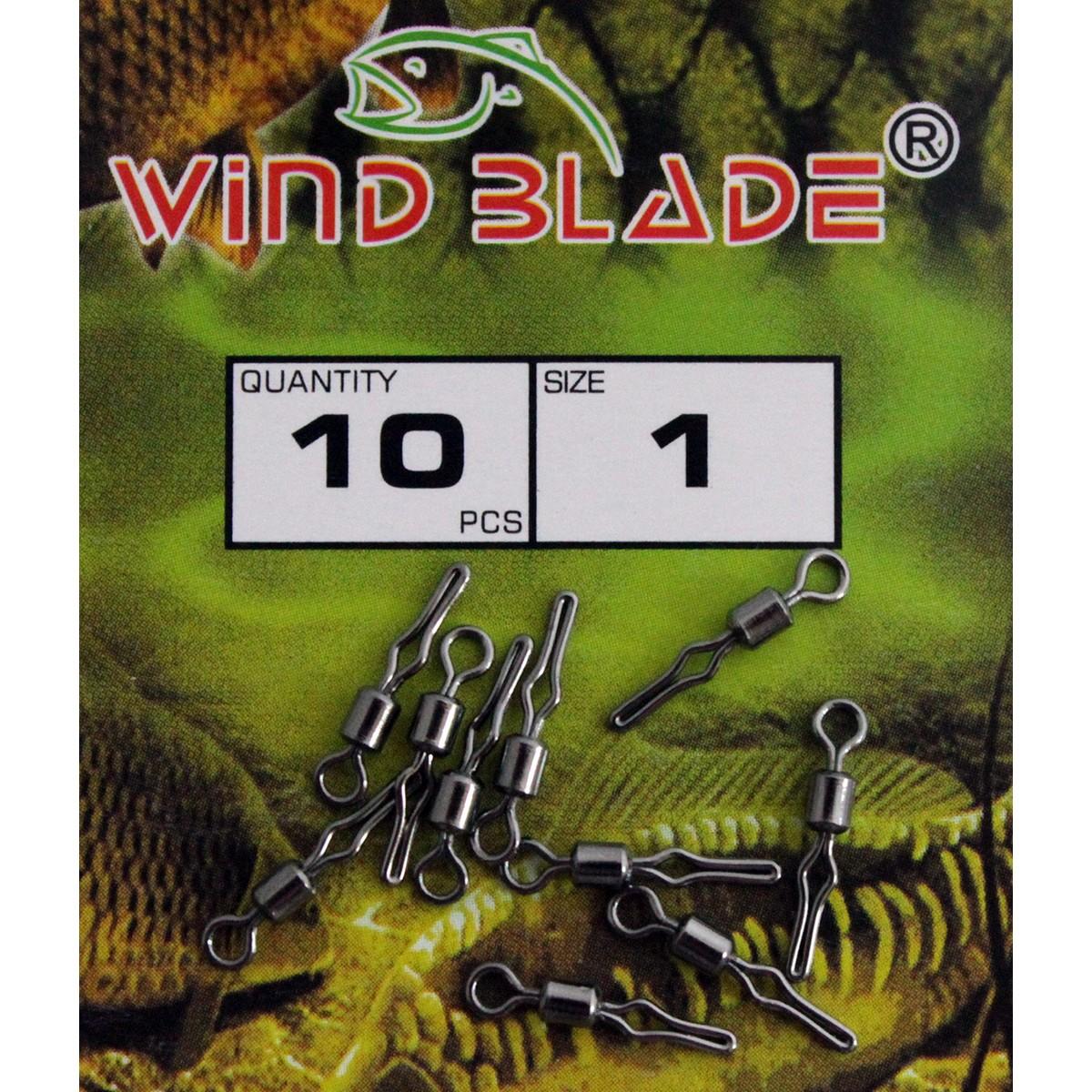 Вирбел Wind Blade за drop-shot