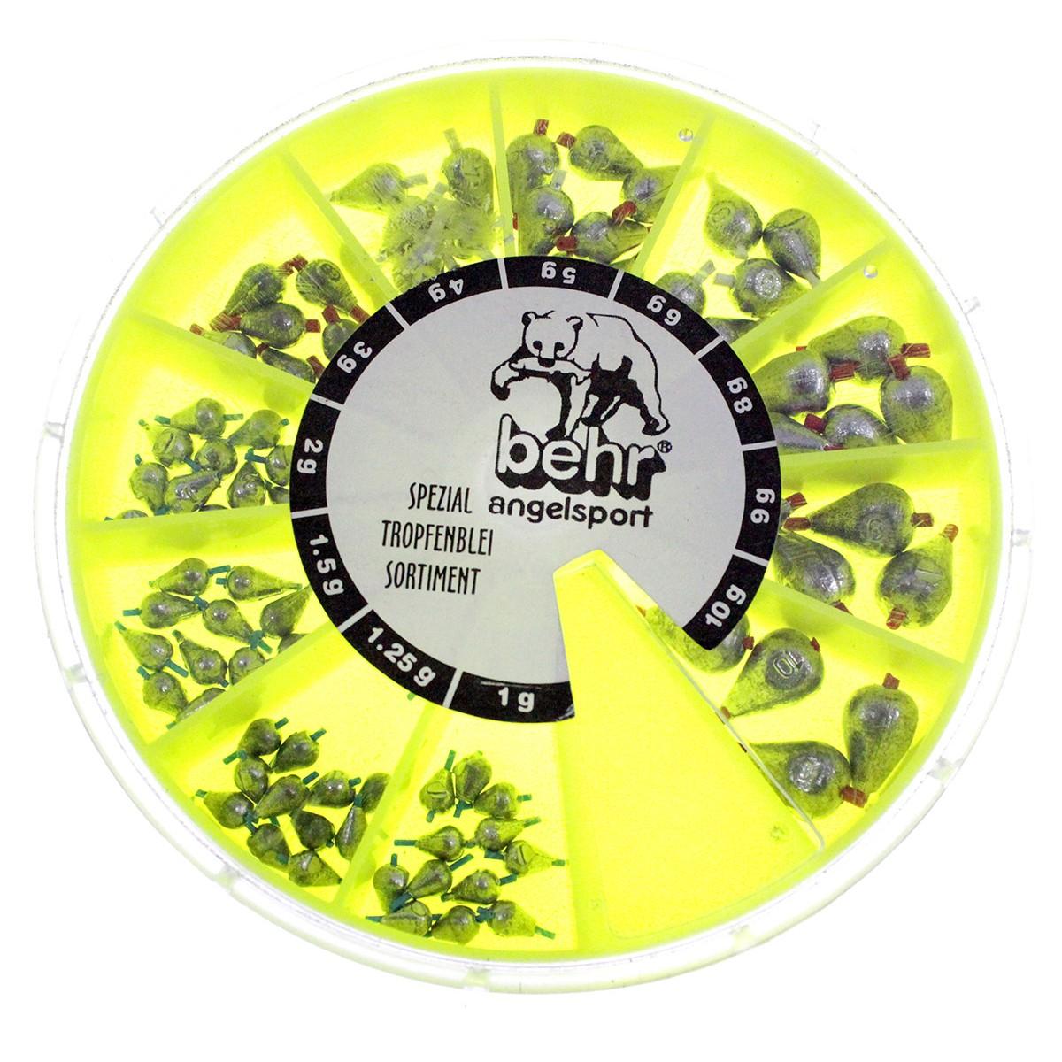 Кутия с оливетки Behr-0