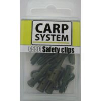 Клипс за олово CSSC Carp System Safety Clips
