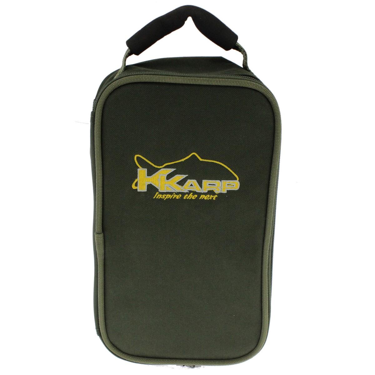 Чантичка с бурканчета Bait Bag - Kkarp