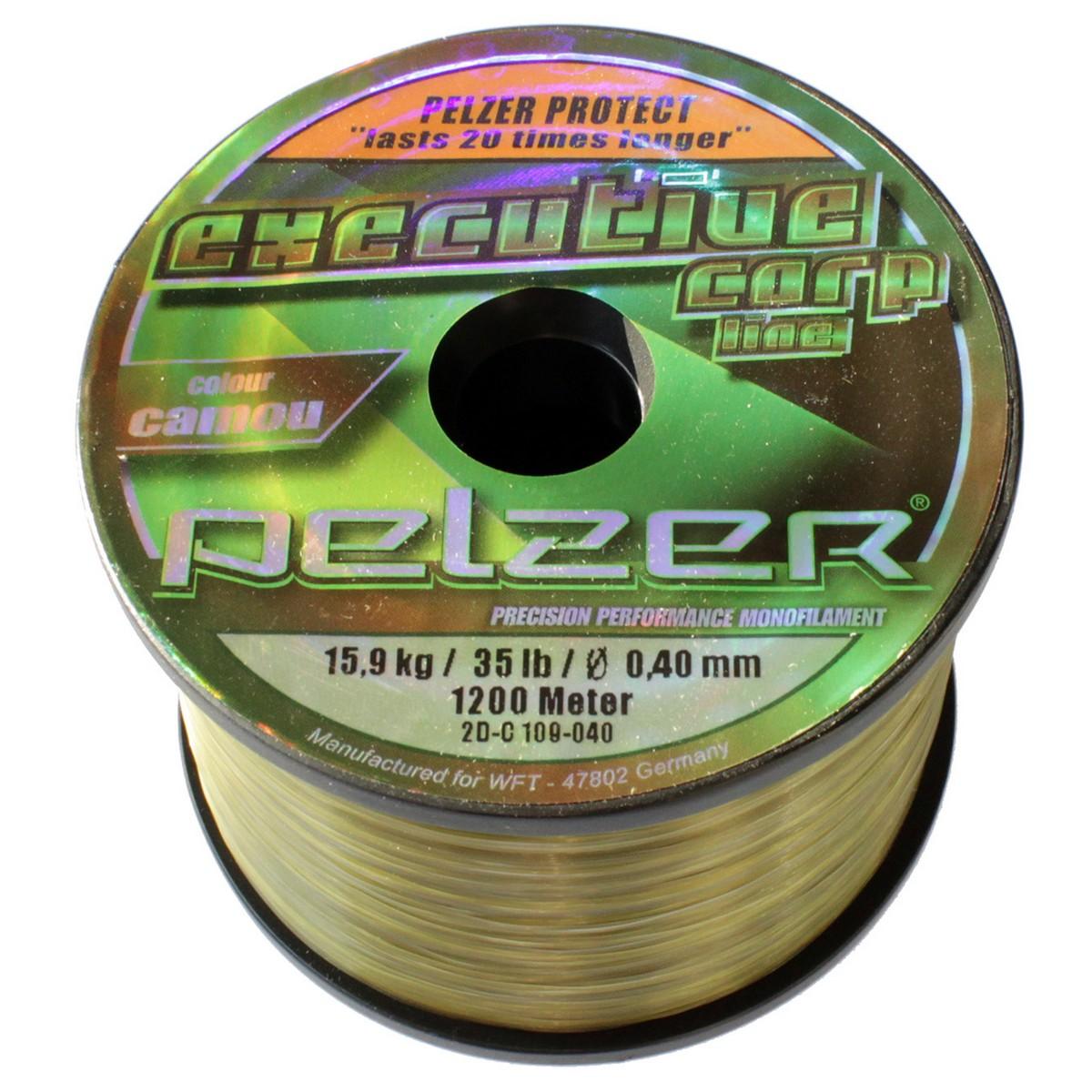 Pelzer Executive Carp Line Camou 1200m