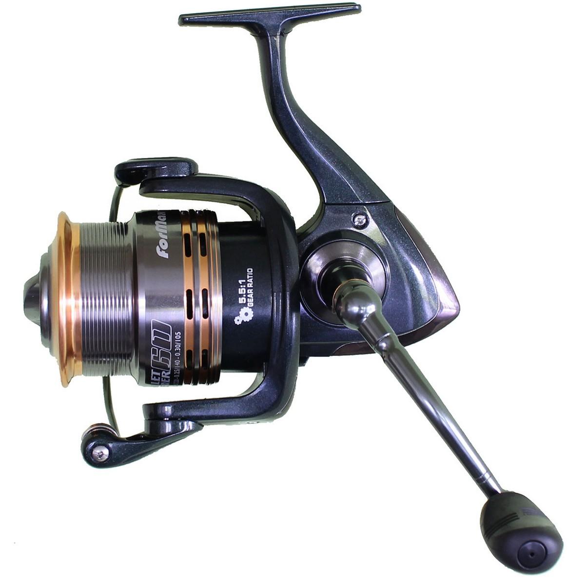 ForMax Bullet Feeder риболовна макара