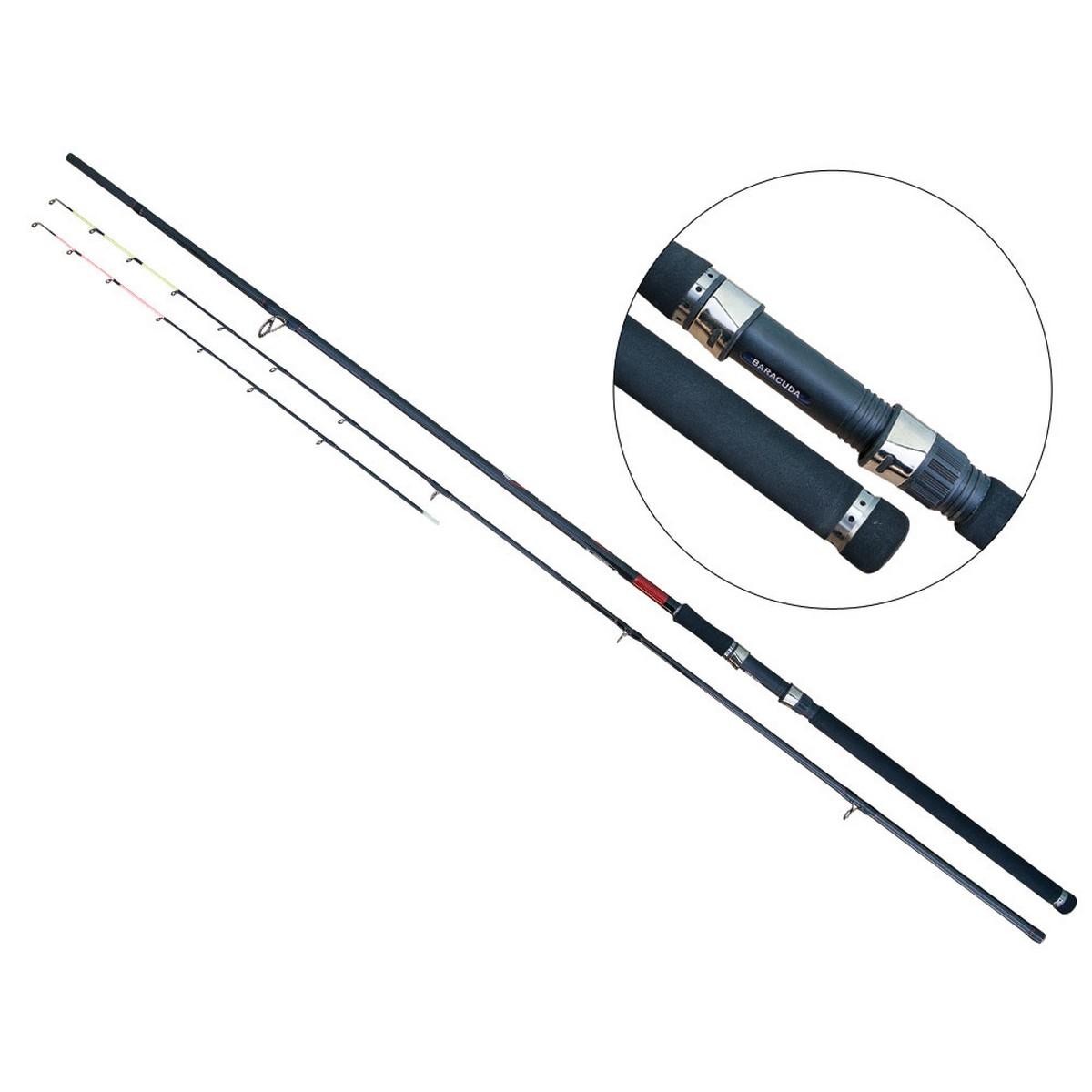 Риболовен прът Baracuda Challenge MultiPilk