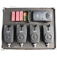 Комплект безжични сигнализатори CRA PRO 4-0