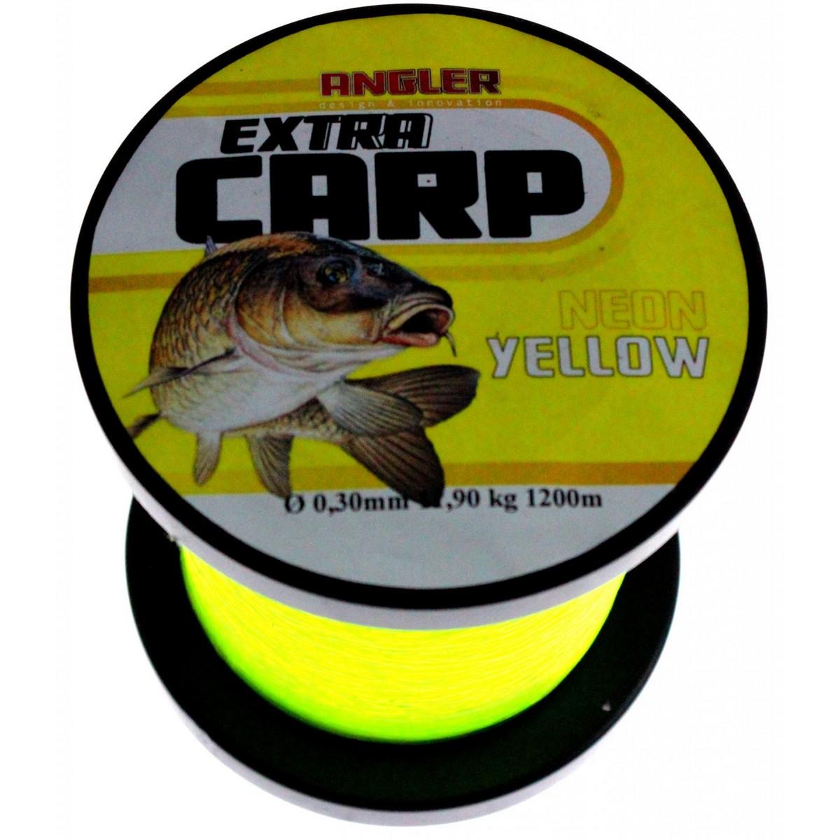 Extra Carp Neorn Yellow